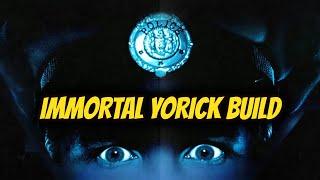 Immortal Yorick Build - High Level Annette Birkin Play RE3 Resistance!