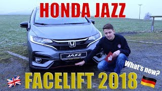 Honda Jazz Test │ 2018 │ Deutsch
