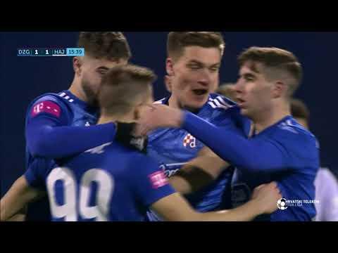 Dinamo Zagreb Hajduk Split Goals And Highlights