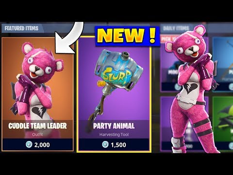 BUYING THE NEW VALENTINE SKINS In Fortnite Battle