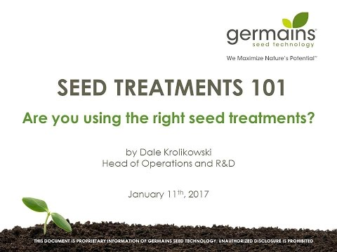 Seed Treatments 101 | Are you using the right seed treatment?
