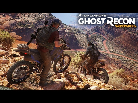 Exploring Ghost Recon Wildlands w/ My Squad | Multiplayer Gameplay + CODE GIVEAWAY