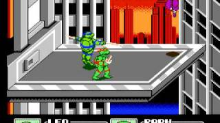 TAS HD NES Teenage Mutant Ninja Turtles III in 30 30 87 by xipo