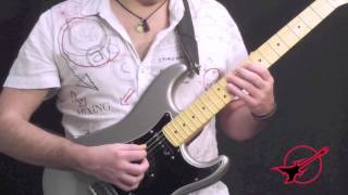 Aprende a tocar Do The Evolution - Intro