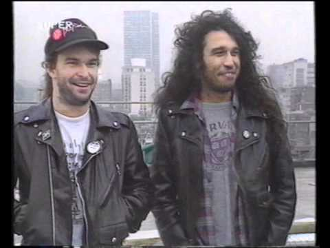 Slayer interview 1988