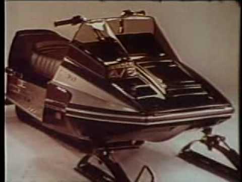 Kawasaki Snowmobiles   1980 Product Video