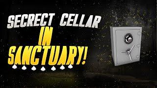 Fallout 4 - Secret Cellar in Sanctuary!