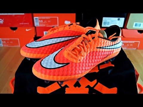 Nike Free Orange Shoes