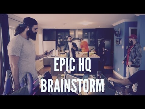 Epic HQ Brainstorm