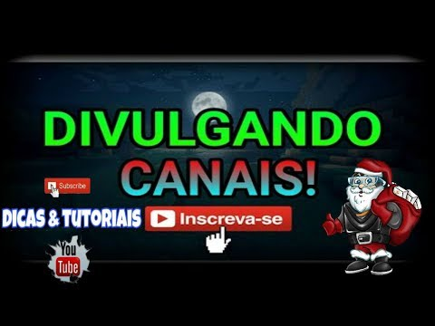 DIVULGANDO CANAL AO VIVO - LIVE DE DIVULGAÇÃO 24h
