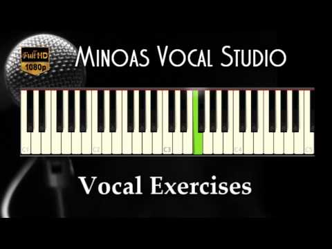 Vocal Exercises - Mmmm (Closed Mouth / Bouche Fermée)