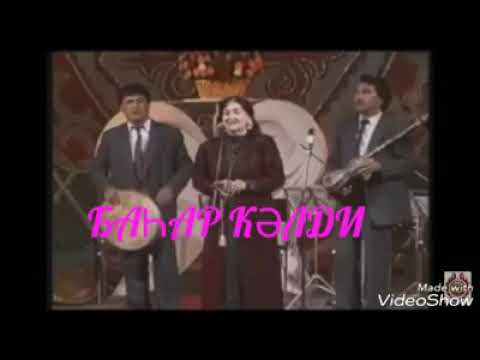 Уйгурская песня Бахар калди