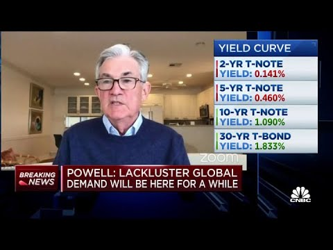 Fed chair Jerome Powell: Not raising interest rates anytime soon