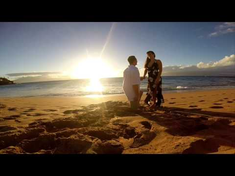 Maui, Hawaii 2016 Proposal/Dream Vacation