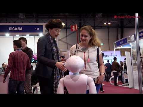 III Global Robot Expo, en Madrid