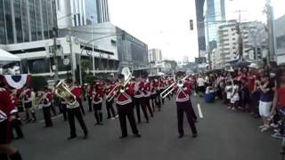 Banda Monseñor Francisco Beckmann-La Vida Es Un Carnaval (2)