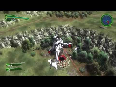 air raider edf 4.1 how to get helicopter