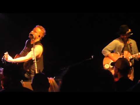 MACK, MYERS, MOORE (Zach Myers of Shinedown) Fat Bottomed Girls- Southend Amos', Charlotte