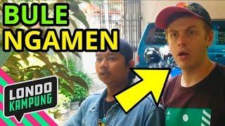 BULE NGAMEN lagu-lagu Jawa di Surabaya