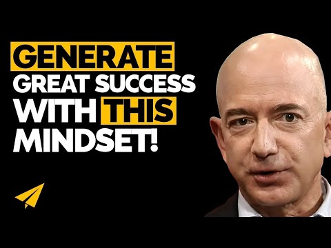 Jeff Bezos's Top 10 Rules For Success Volume 2