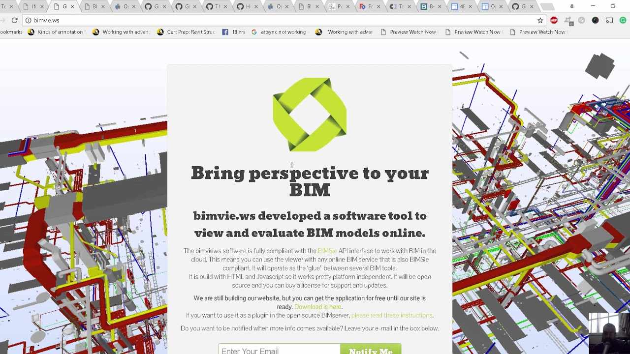 Open source BIM tools