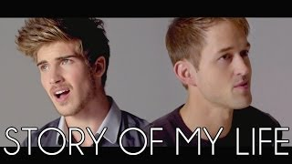 Story Of My Life - One Direction - Luke Conard & Joey Graceffa Music Video Cover