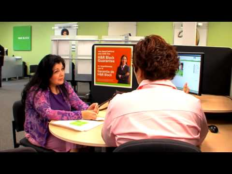 H&R Block - Income Tax Course - YouTube