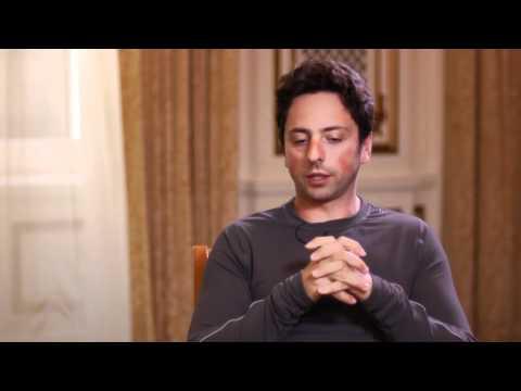 Sergey Brin interviewed at Web 2.0 Summit 2011