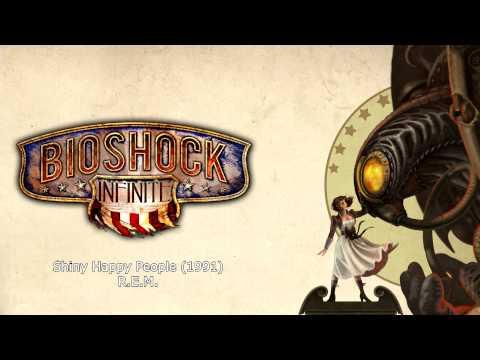 Bioshock Infinite Music - Shiny Happy People (1991) by R.E.M.