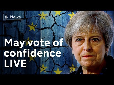 Theresa May faces no confidence vote amid Brexit crisis - #ComeWhatMay