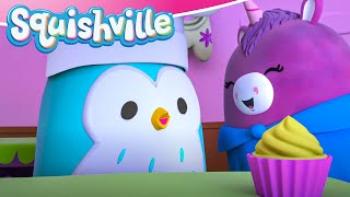 The Woo-Hoo! Guy - Squishville by Squishmallows   Cartoons for Kids   Learning Videos For Kids