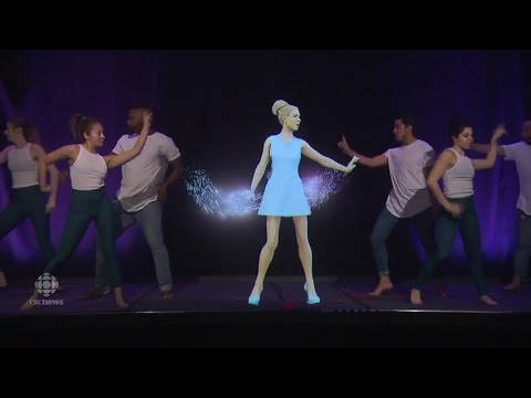 Meet Maya Kodes is the world's first interactive holographic pop star