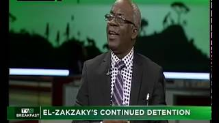 TVC Breakfast  15th Nov., 2018 | EL Zakzaky continuous Detention