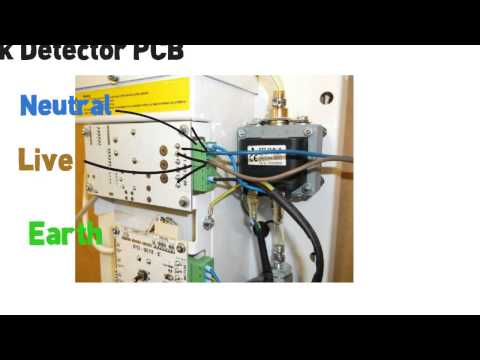 Inpro OUF88 - How to wire the Leak Detector by Anglo Nordic