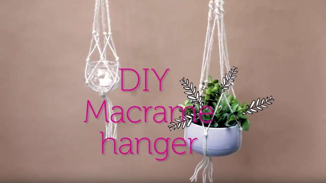 DIY: Makramee selber basteln I bonprix