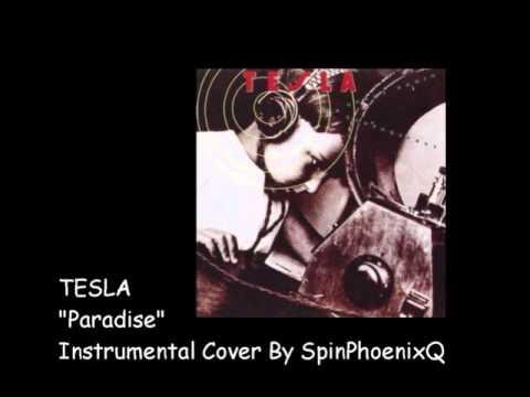 TESLA - Paradise - Instrumental Cover