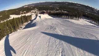 スノーボード 大きいジャンプ 目線 thumbnail