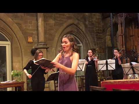 Kellie Consort: J. S. Bach, Mein Herze schwimmt in Blut BWV 199