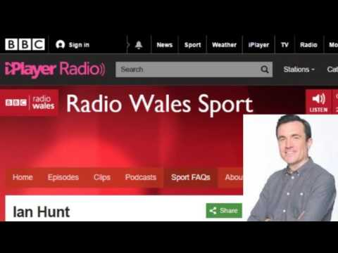 Albania and Wales in EURO2016 on BBC Wales Radio Sport