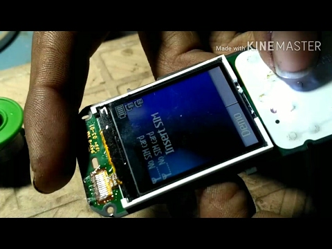 Nokia 100 Dead and Not switch On with Battery &lcd ways solution.HD(1080)