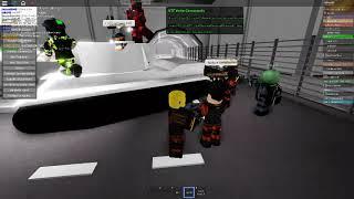 scp 682 breach area 14/site 61 roblox part 1
