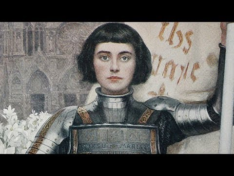 Weird Things You Didn't Know About Joan Of Arc