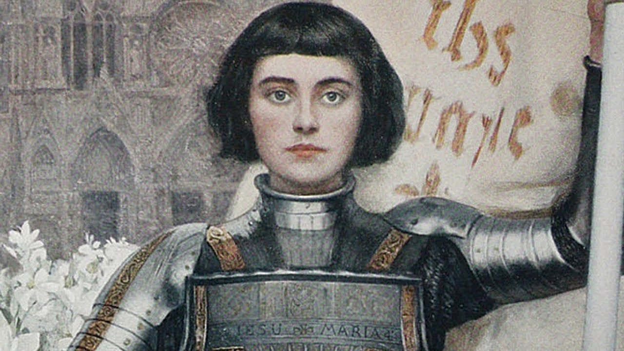 Who is Joan of Arc Tell us about it