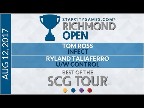 Best of the SCG Tour: Tom Ross vs. Ryland Taliaferro [Magic: the Gathering]