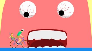 СПАЛИЛСЯ! ► Happy Wheels #290 Хэппи Вилс