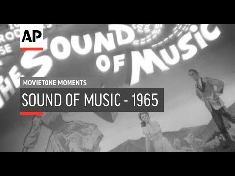Sound Of Music - 1965   Movietone Moment   28 Jun 19