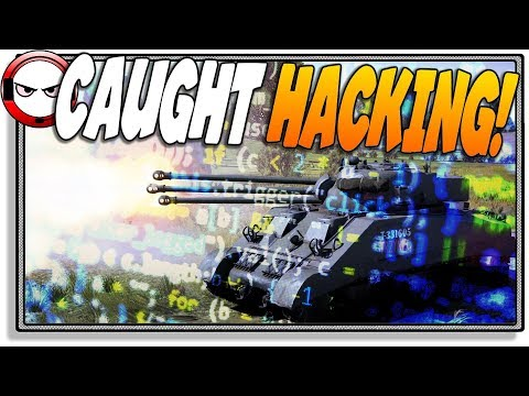 CAUGHT HACKING! (War Thunder Gameplay) Totally not clickbait..