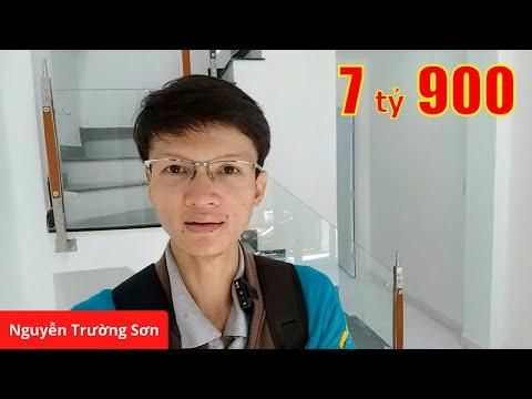 Livestream Bán nhà Quận 3 Hẻm xe hơi Trần Quang Diệu. Nhà mới xây rất đẹp