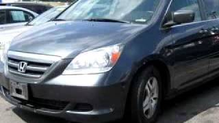 SOLD - 2005 Honda Odyssey EX-L 08857 Dch Academy Honda