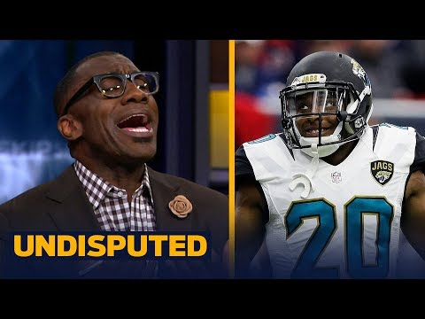 Shannon Sharpe warns Jalen Ramsey ahead of Gronk, Patriots matchup | NFL | UNDISPUTED